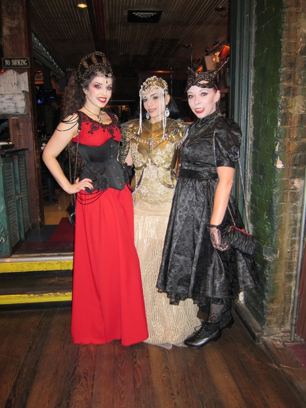 Endless Night Victoriental Vampire Ball New Orleans House Of Blues