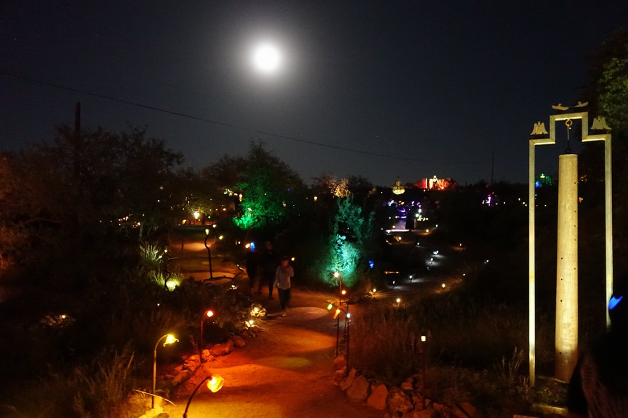 GLOW at the Triangle L Ranch 12-OCT-2019 in Oracle, AZ